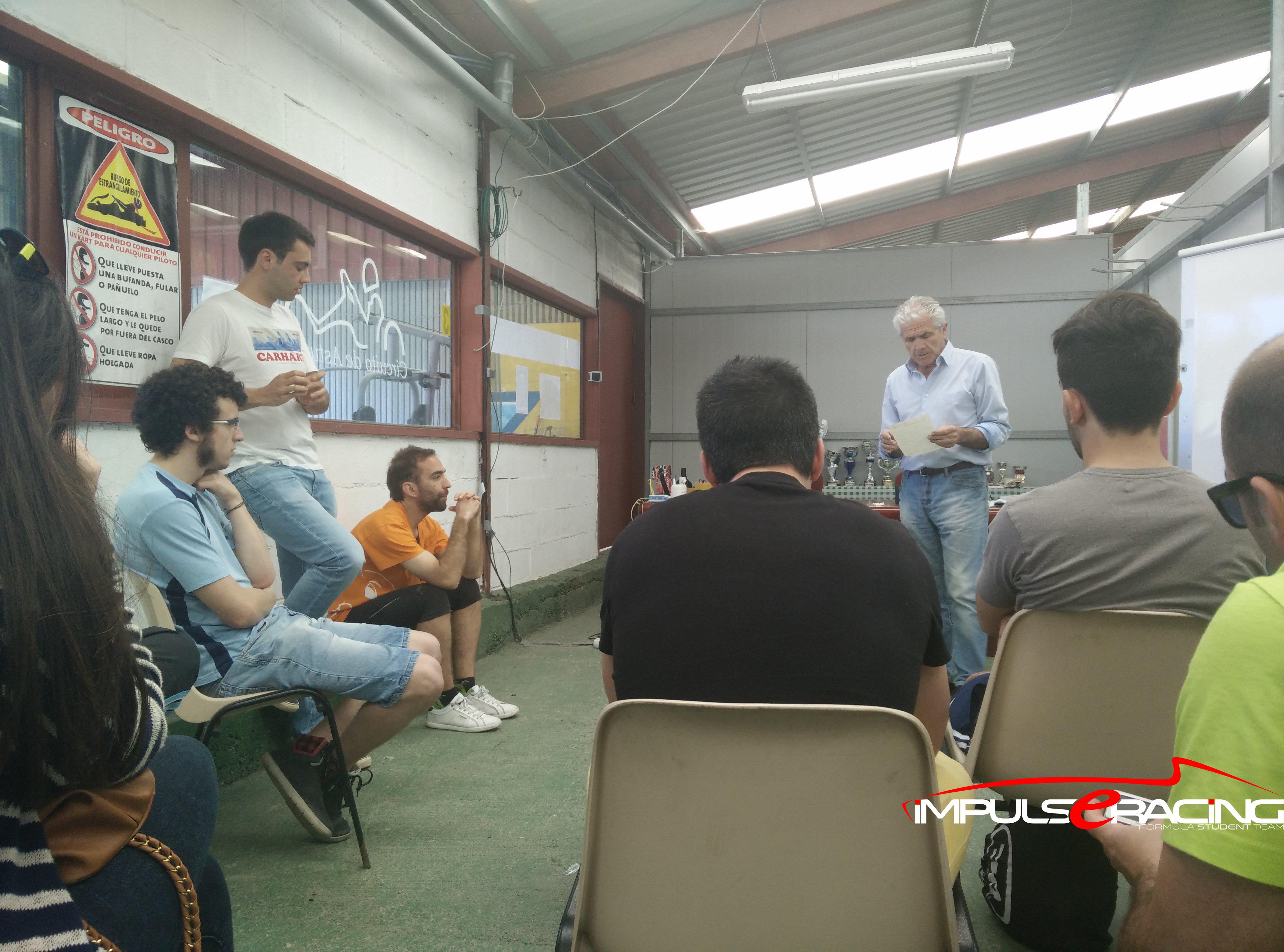 Circuito Fernando Alonso Alquiler Karts : Karting gijón circuito de karts de asturias eventos la buena vida